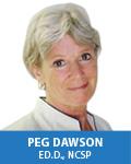 Peg Dawson, Ed.D., NCSP