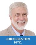 John Preston, Psy.D., A.B.P.P.