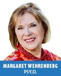 Margaret Wehrenberg, Psy.D.