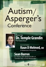 Autism:Asperger's Conference_RNV062155_Autism_asbergersConf_Grandin_frnt