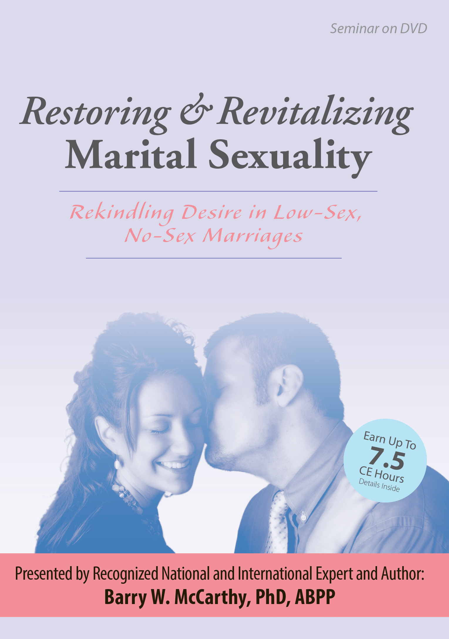 restoring sexual intimacy in marriage