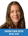 Sheri Van Dijk, MSW, RSW