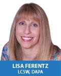 Lisa Ferentz, LCSW, DAPA