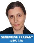 Geneviève Brabant, MSW, RSW