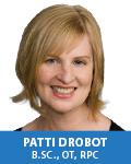 Patti Drobot, B.Sc., OT, RPC
