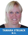 Tamara Strijack, M.A.