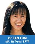 Ocean Lum, MA, RYT-500