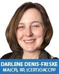 Darlene Denis-Friske, MA(CP), RP