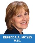 Rebecca Moyes, M.Ed.