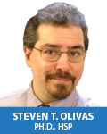 Steven T. Olivas, Ph.D., HSP