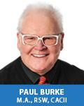 Paul Burke, M.A., RSW, CACII