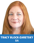 Tracy Block-Zaretsky, BA