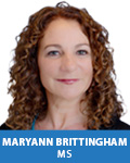 MaryAnn Brittingham, MS
