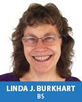 Linda J. Burkhart, BS