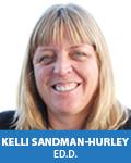 Kelli Sandman-Hurley, Ed.D