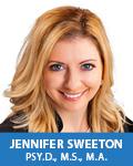 Jennifer Sweeton, Psy.D., M.S., M.A.